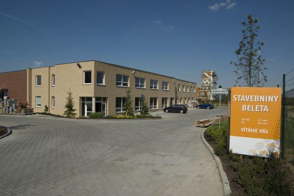 Geel Zilverzand - Stavebniny Beleta, Horoměřice