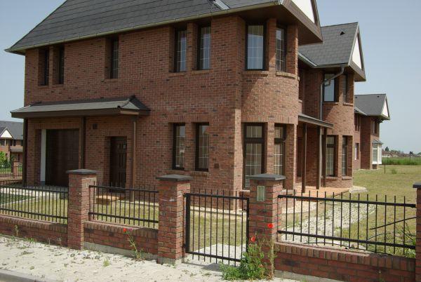 Avondrood - Anglické domy Hrnčíře